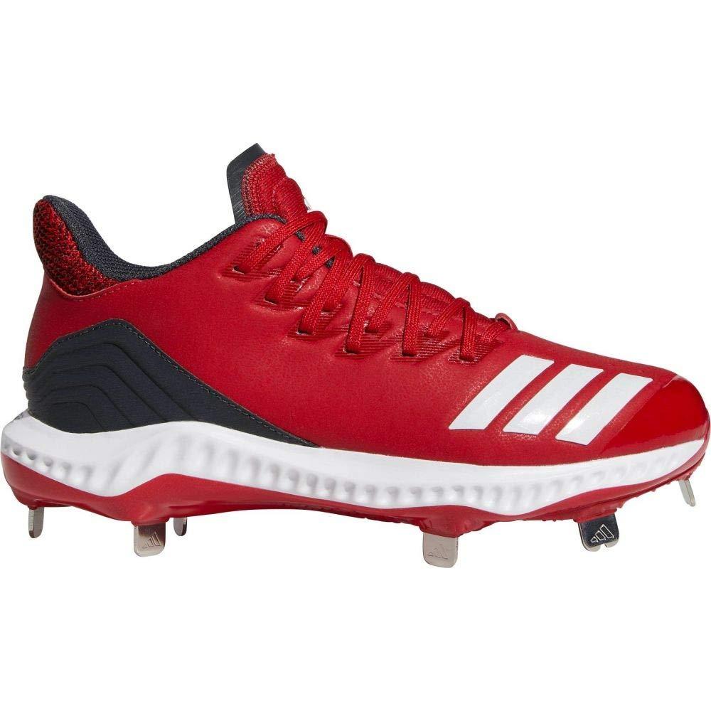 (アディダス) adidas レディース 野球 シューズ靴 adidas Icon Bounce Metal Fastpitch Softball Cleats [並行輸入品] B07HMQQ6BN 11.0-Medium