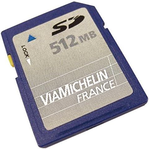 HP rx1950 Navigator Navibox SD Card SW France SDFR0045