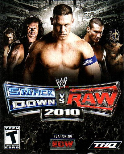 wwe-smack-down-vs-raw-2010-ps3-instruction-booklet-sony-playstation-3-manual-only-no-game-pamphlet-o