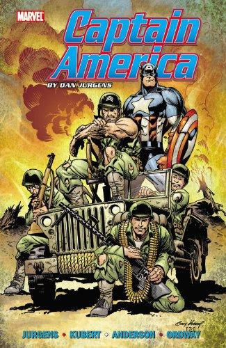 Download Captain America by Dan Jurgens Volume 1 pdf