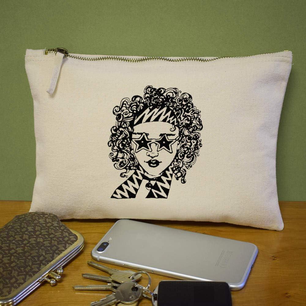 Accessory Case CL00003976 70s Girl Canvas Clutch Bag