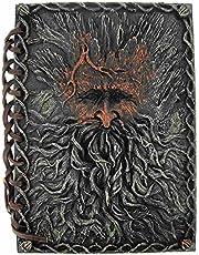 Nemesis Now Tree Beard Journal 19cm Bruin, Hars en papier, One Size