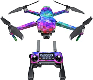 product image for Charmed Decal Kit for DJI Mavic 2/Zoom Drone - Includes 1 x Drone/Battery Skin + Controller Skin