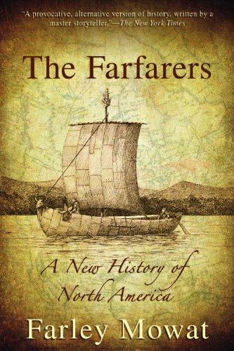 The Farfarers: A New History of North America cover