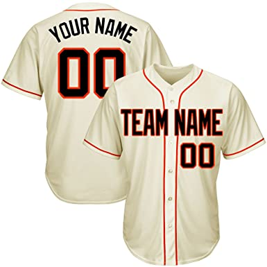Button Amazon With Player And Baseball Full Name Clothing Team Cream Custom Jersey Embroidered Numbers com aeddfdaabbe|History Of The Chicago Bears