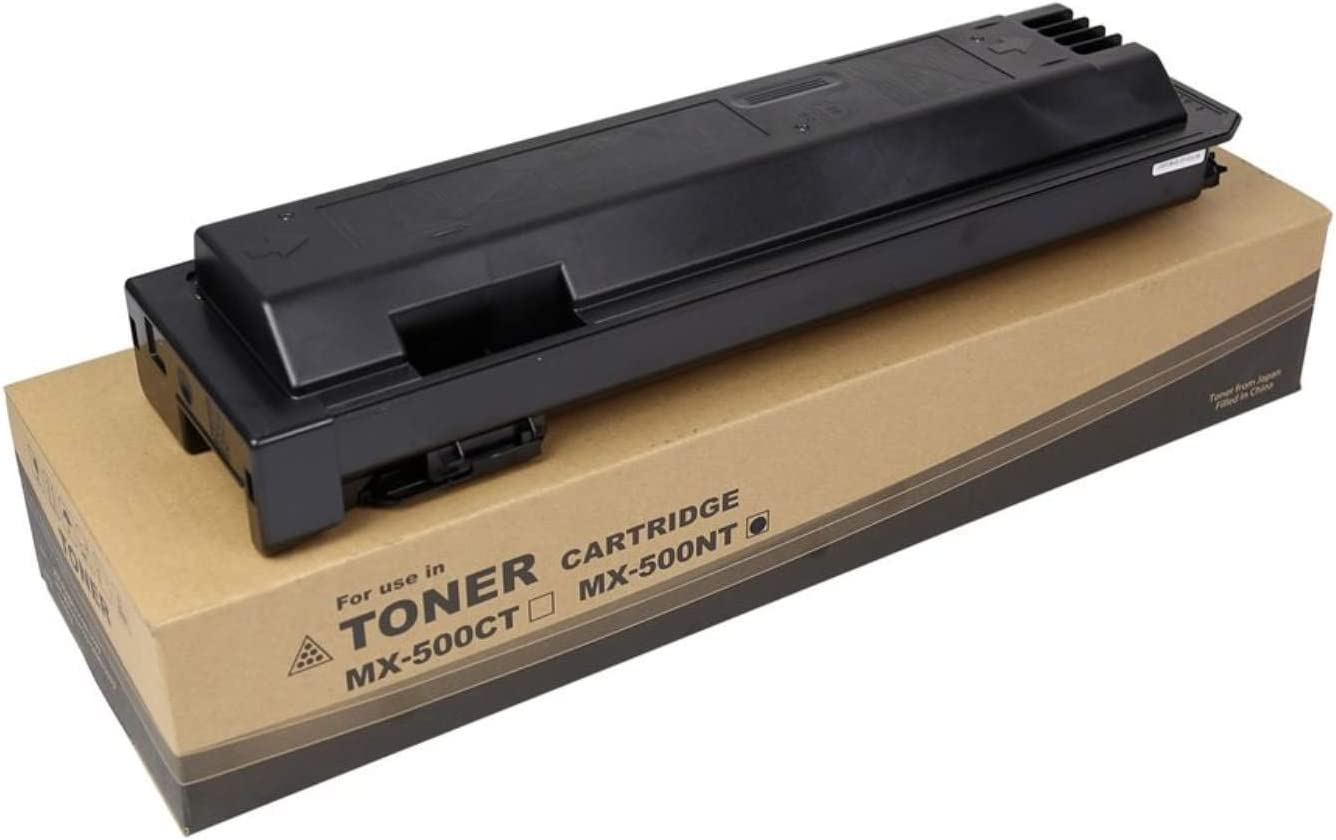 Technica BrandⓇ Compatible Sharp MX500NT MX-500NT Toner Cartridge for Sharp MX-M283N M283 MX-M363N M363 MX-M363U MX-M453N M453 MX-M453U MX-M503N MX-M503U M503