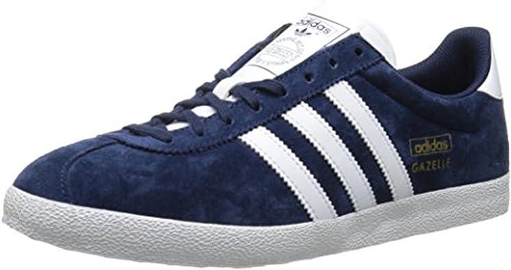 boca Brisa vagón  Amazon.com | adidas Originals Men's Gazelle OG Fashion Sneaker | Fashion  Sneakers