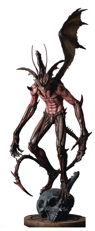 Amon GECCO Amon 1 Crimson Version 6 Scale Statue DCME7 OCT178359 The Apocalypse of Devilman