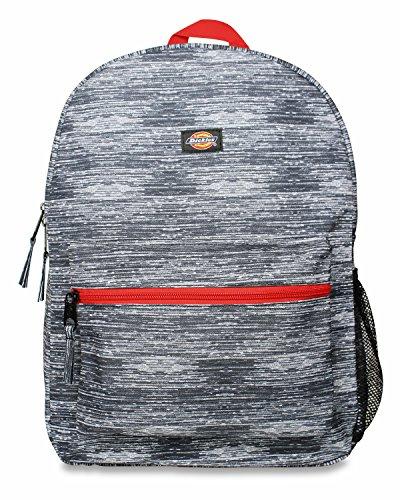 Dickies Black And White (Dickies Student Backpack, Black/White Variegated)
