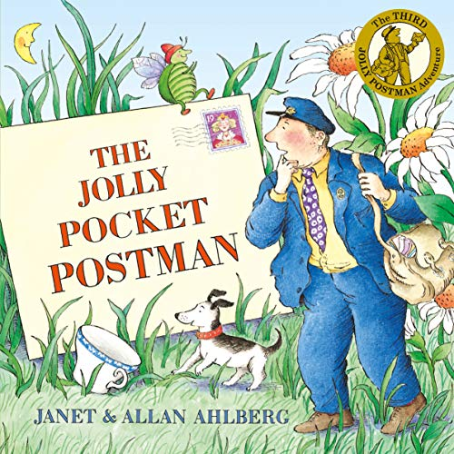 Jolly Pocket Postman (Viking Kestrel Picture Books)