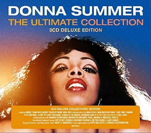 Donna Summer - Walk Away Collector
