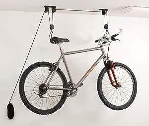 Komodo bicicleta techo para colgar almacenamiento Polea de elevación 20 kg capacidad resistente: Amazon.es: Deportes y aire libre
