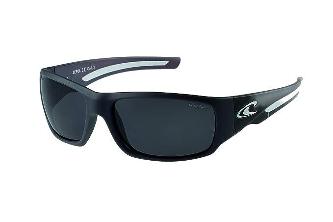 ONeill ZEPOL 113p Brillante Gris Crystal Sport Polarizada Gafas de sol
