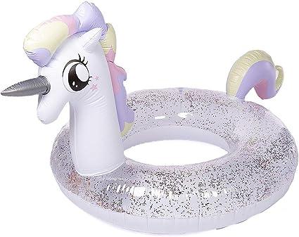 Amazon.com: Happy Time Flotador inflable para piscina para ...
