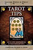 Tarot Tips, Ruth Ann Amberstone and Wald Amberstone, 0738702161