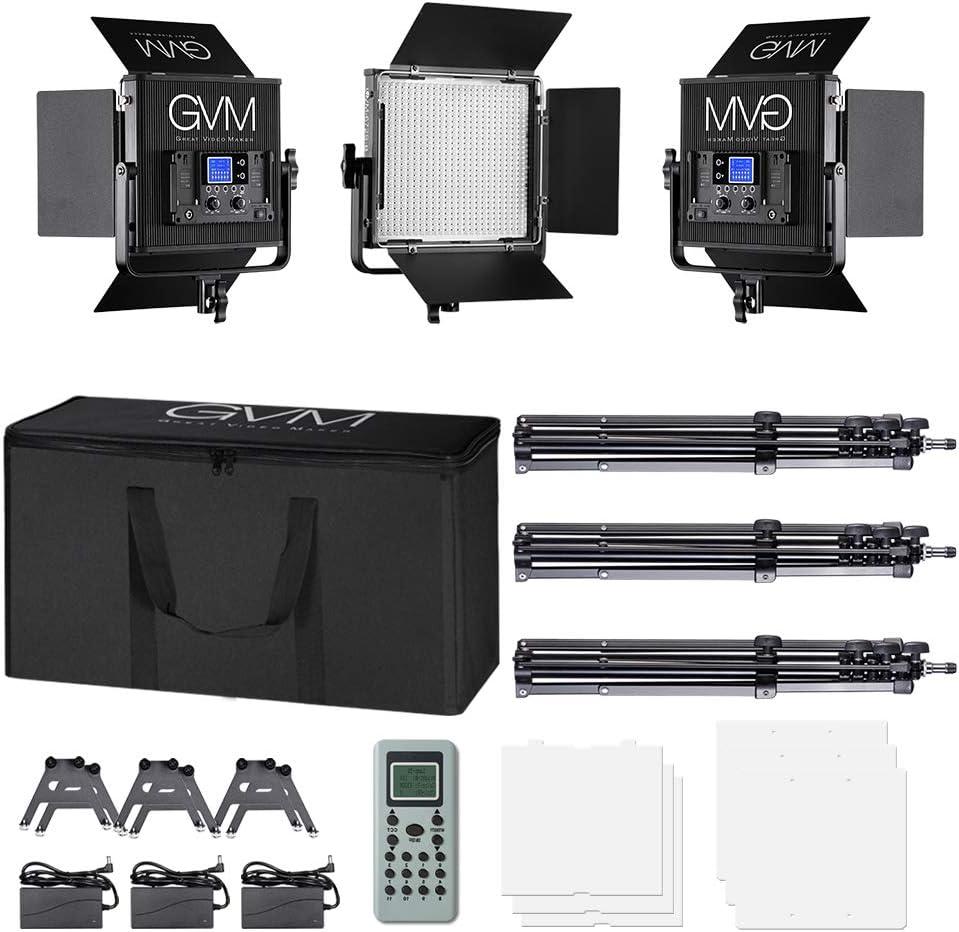 GVM 1 Pack Battery for LED480 LED520 LED672 LED896