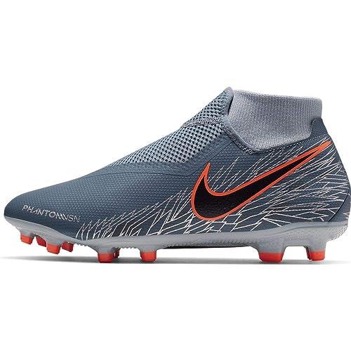 réputation fiable vente à bas prix éclatant Nike Phantom Vsn Academy DF FG/MG, Chaussures de Futsal Mixte Adulte