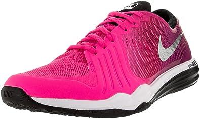 Salto Inmuebles Senador  Amazon.com   Nike Womens Dual Fusion Tr 4 Print Running Trainers 819022  Sneakers Shoes (UK 3 US 5.5 EU 36, Hyper Pink Metallic Silver 600)    Fashion Sneakers