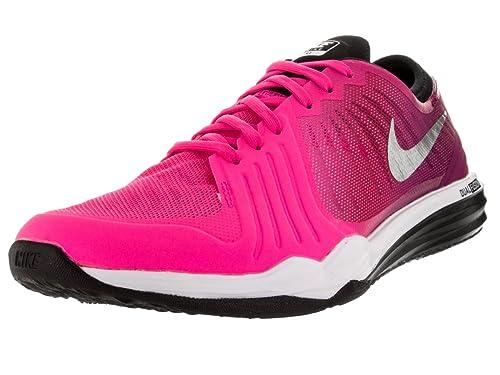 NIKE W Dual Fusion TR 4 Sneaker da Donna Da Donna Scarpe Da Ginnastica Rosa Nuovo 819022600