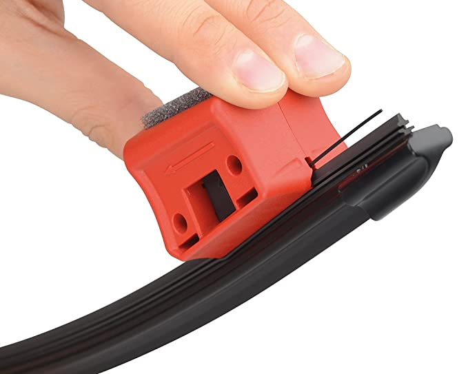 Amazon.com: ATG Universal Windshield Wiper Regroover from Perfect.Cut I Auto Windshield Wiper Cutter I Wiper Blades Repair Quickly and Easily I DIY Smart ...