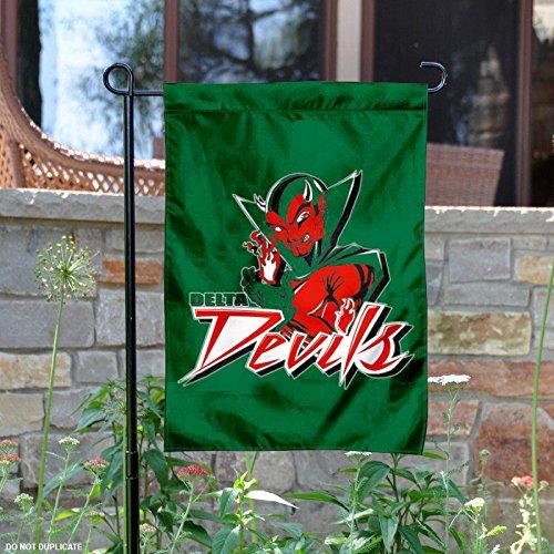 Mississippi Valley State University (Mississippi State Delta Devils Garden Flag)