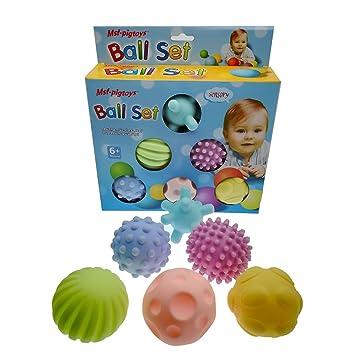 Ndier Ruiting Agarradera de gelatina de bebé: Amazon.es: Juguetes y juegos
