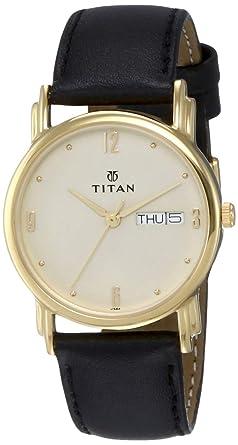Mineral Wrist Wear Resistant Chronographmulti Metalleather CrystalQuartzAnalogWater Men's Function Contemporary Strap Work goldsilver Titan thQdBCxsr