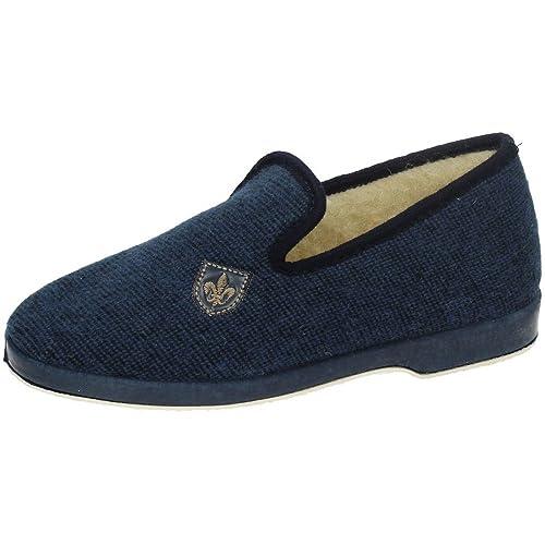 SOCA 0591 Lana Virgen CASA Hombre Zapatillas CASA: Amazon.es: Zapatos y complementos