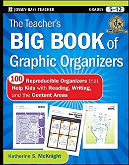 Teachers Big Book Graphic Organizers ebook product image