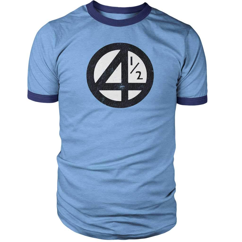 Scott Pilgrim 4 1//2 Ringer Shirt