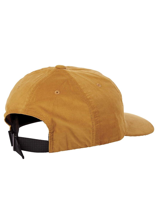 Nixon Seaside Cotton Cord Strapback Hat Goldenrod
