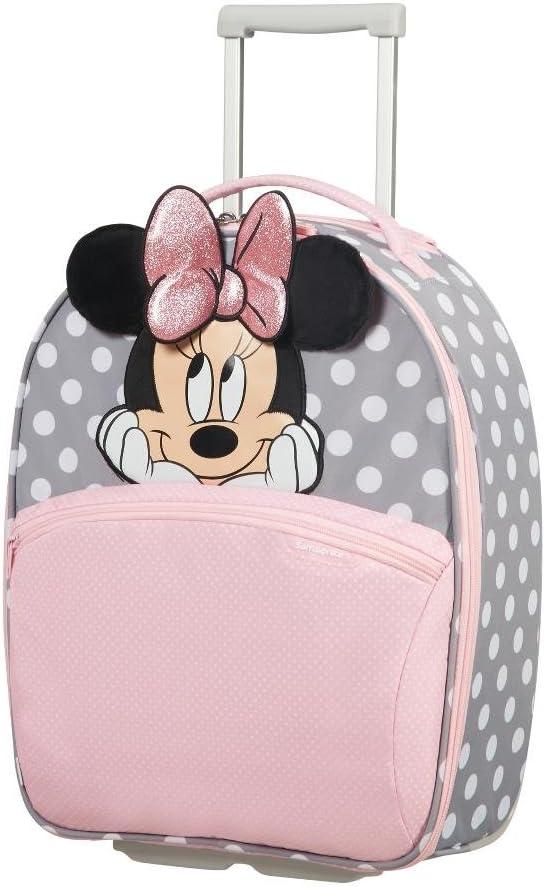 SAMSONITE Disney Ultimate 2.0 - Upright 49/17 2 KG Equipaje Infantil, 49 cm, 24 Liters, (Minnie Glitter)
