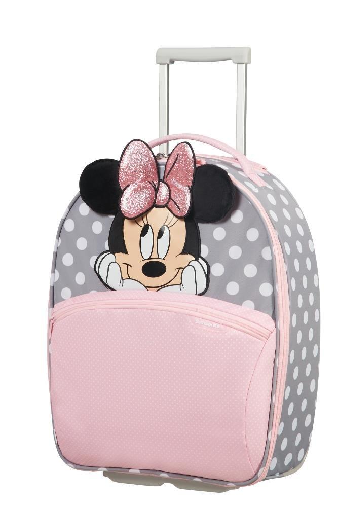 SAMSONITE Disney Ultimate 2.0 - Upright 49/17 2 KG Equipaje Infantil, 49 cm, 24 Liters, (Mickey Letters): Amazon.es: Equipaje