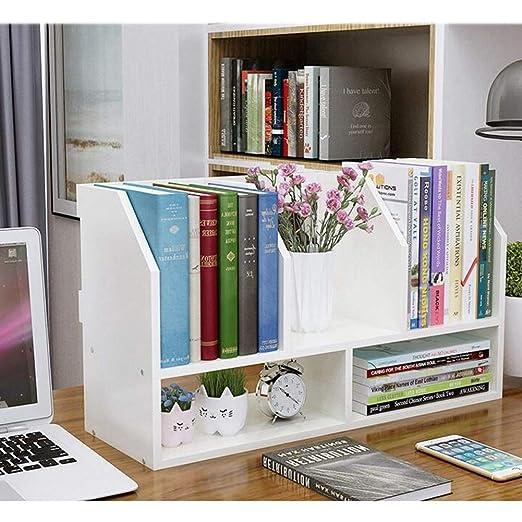 Librerías CJC Estante para Libros Escritorio Organizador Monitor ...