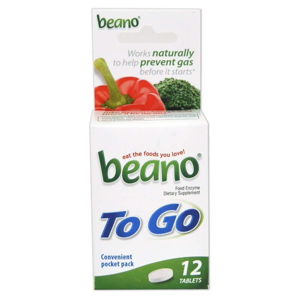Beano To Go 12ct,  Packages (Pack of 8)