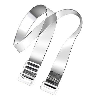f5e7e6dd0c3bc OULII 6 paires soutien-gorge élastique Invisible sangles bretelles réglables  remplacement