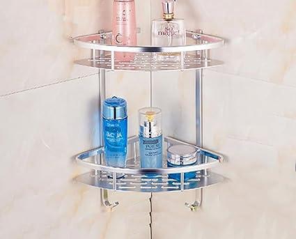 Colori Per Pareti Da Bagno : Scaffali da bagno rack per bagni non perforati toilette lavabo