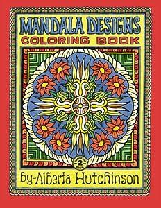 Mandala Design Coloring Book No. 2: 32 New Mandala Designs (Sacred Design Series)