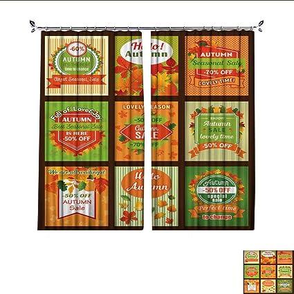 533899aba6fb Amazon.com: DragonBuildingMaterials Drapes W84 x L108 Traverse Rod ...