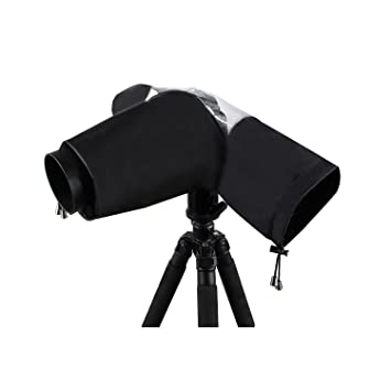 Cámara profesional Protector Lluvia Cover Rainproof for DSLR SLR ...