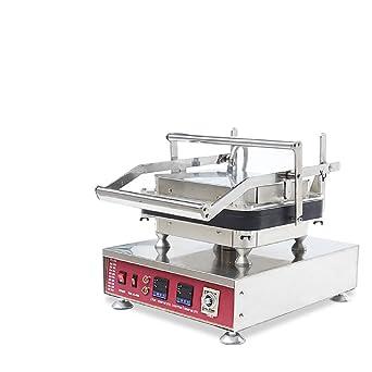 BAOSHISHAN Estuche digital para tarta de huevo (tarta, maquina básica, 12 agujeros, para hacer tarta de huevo, antiadherente, 220 V, certificación CE): Amazon.es: Industria, empresas y ciencia