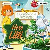 Das verrückte Roboterhaus / Das Geheimnis der verschwundenen Bienen (Hexe Lilli) |  div.