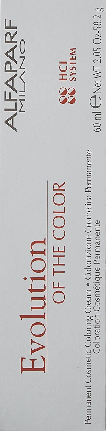 Alfaparf Chemical Hair Dyes Evolution Of The Color 535 Light