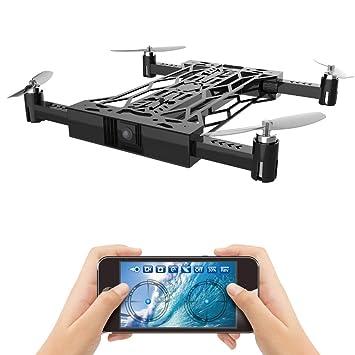 DLC Juguetes Educativos Al Aire Libre, Cámara Drone Wifi Fpv Hd ...