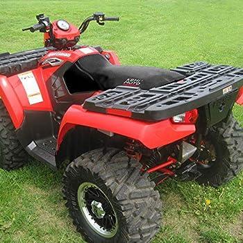 Black 2006-2007 Polaris 450 Sportsman ATV Seat Cover