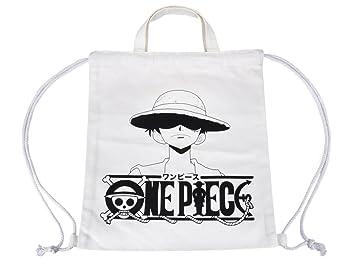 CoolChange Bolso de Deporte de algodón de One Piece  Amazon.es ... 8dbda0efd50