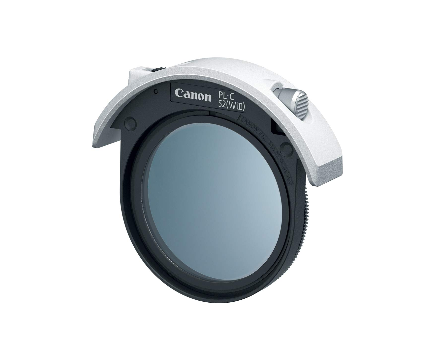 Canon Drop-In Circular Polarizing Filter PL-C 52 (WIII) by Canon