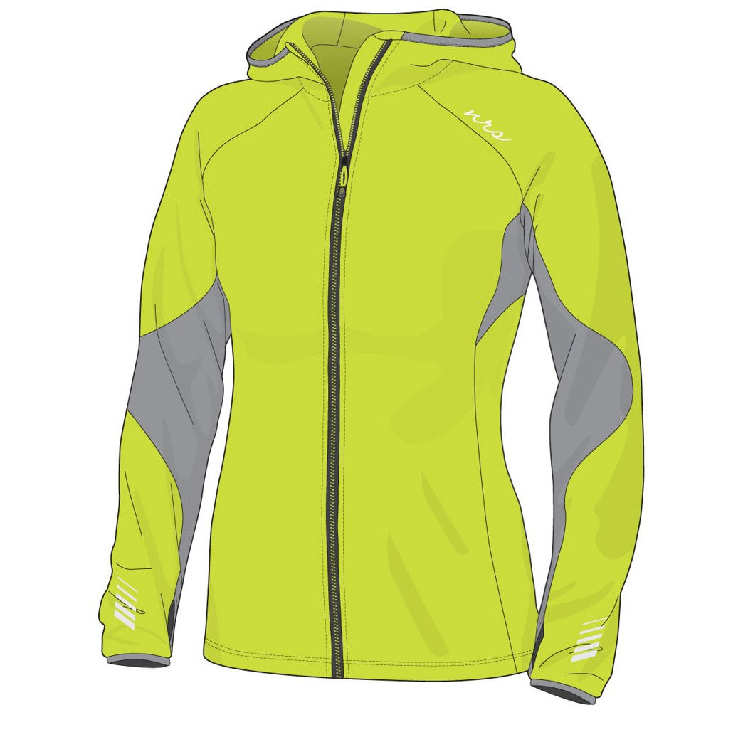 NRS Women's Phantom Limeade Green L by NRS