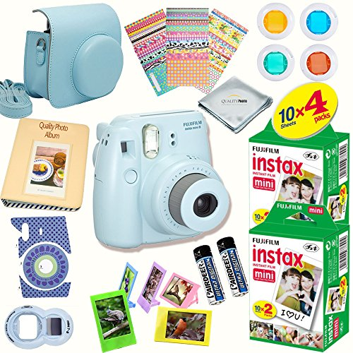 Fujifilm Instax Mini Deluxe bundle