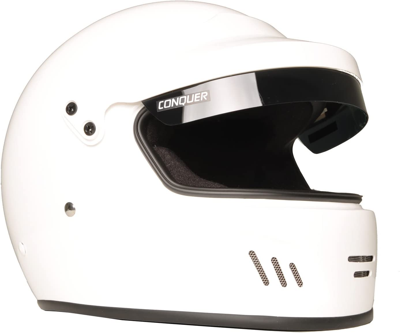 Conquer Full Face Rally Racing Helmet